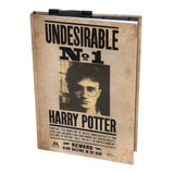 Cuaderno Harry Potter - Underisable Nº1 - Most Wanted Xuy