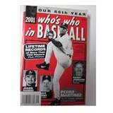Who's Who In Baseball. 2001. 86th Edition
