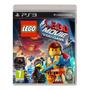 The Lego Movie Videogame Standard Edition Físico Ps3 Warner Bros. Original