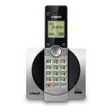 Teléfono Inalámbrico Vtech Cs6919-2 Plateado