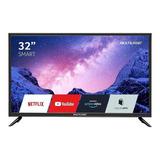 Smart Tv Multilaser Tl020 Dled Hd 32  100v/220v