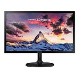 Monitor Gamer Samsung S24f350fh Led 24  Negro 100v/240v