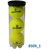 Pelotas De Tenis/padel Halcry Sello Verde Tubo X3 Balls