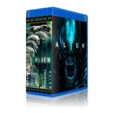 Pack Alien Bluray Bd25 Latino