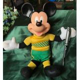 Colección Muñeco Mickey Mouse Toontown Disneyland 1993