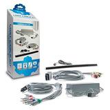 Tomee Kit De Cables Perdidos Para Wii
