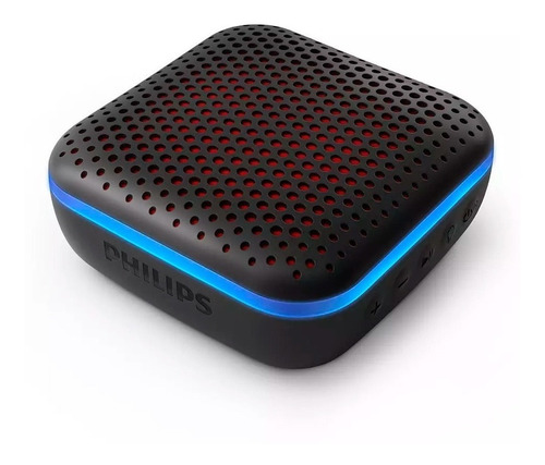 Parlante Inalámbrico Philips Tas2505 Bluetooth Resist. Agua