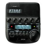 Metronomo Digital Tama Rw200 Rhythm Watch Bateria Tap Progra