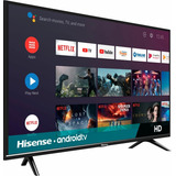 Hisense H55 Smart Tv 32  Hd