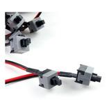 Cable Boton Power/reset Para Gabinete Mother Mineria Cripto