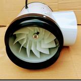 Extractor Doble Turbina 6 Pulgadas P/cocina. Al Mejor Precio