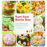 Book : Yum-yum Bento Box: Fresh Recipes For Adorable Lunc...
