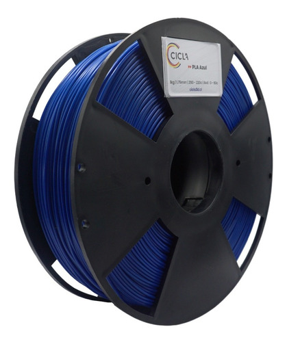 Filamento Impresora 3d Pla 1kg 1.75mm