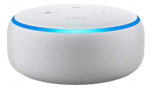 Parlante Inteligente Alexa 3 Generación Original Amazon Ade