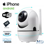 Camara Ip Wifi Hd Con Movimiento Sd Sonido Nightvision P2p