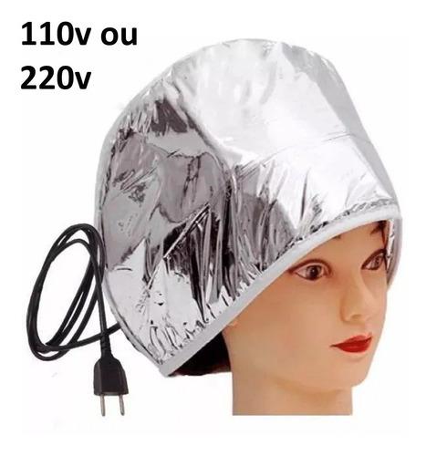 Touca Térmica Elétrica Metalizada 110v Ou 220v Santa Clara
