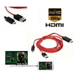Cable Mhl A Hdmi