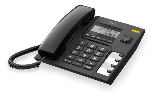 Teléfono Red Fija Con Altavoz Y Pantalla