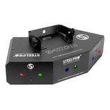Steelpro - Laser Rgb - 6 Canales - Dmx512 - Hexa6