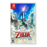 The Legend Of Zelda: Skyward Sword Hd Standard Edition Nintendo Switch Físico