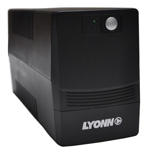 Ups Estabilizador Lyonn Ctb-800 Led 800va Gtia Oficial Pce