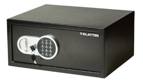 Caja Fuerte Electrónica Para Notebook 22,5 Lts Klatter