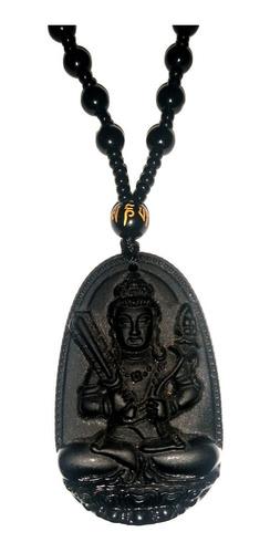 Collar Onix Buda Original India - Arcana Caeli