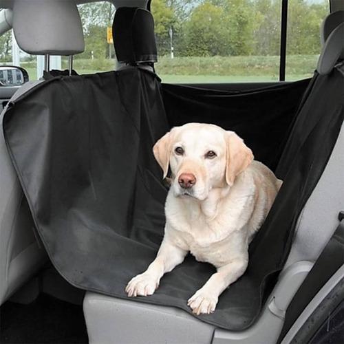 Cubre Asiento P Auto Impermeable Para Mascotas Perros E.full