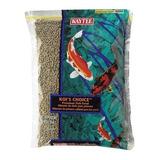 Alimento Granulado Peces Koi Kaytee Americano 1,36 Kg 3 Lb
