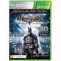 Batman Arkham Asylum - Xbox 360 - Novo - Lacrado - Física Original