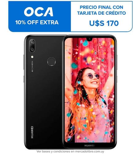 Celular Huawei Y7 2019 3gb Ram 32gb 4000mah