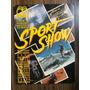Album De Figurinhas Sport Show 1990 Completo Original