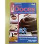 T11 Revista Culinária Pratos Doces Nº8 Bolos Tortas Pudins Original