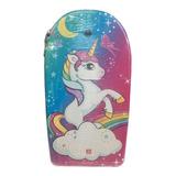 Tabla De Surf O De Playa - De Unicornio 84 Cm - Italiana