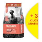 Old Prince De Cordero Perro Adulto 15kg + 3kgs De Regalo!