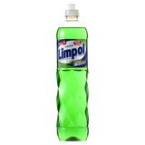 Detergente Limpol Limão Líquido Em Squeeze 500ml