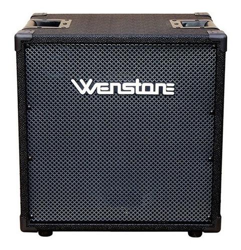 Caja De Bajo Wenstone Mb115  Parlante 1x15'' Wenstone 350w