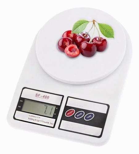 Báscula Digital Lcd Precisión Cocina 1 Gramo A 10kg