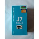 Caja Vacia Samsung Galaxy J7 Prime 2, Sin Manual (2)
