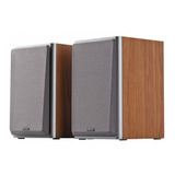 Parlante Edifier 2.0 R1000t4 Brown Wood 110v/220v