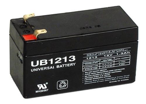 Bateria 12v 1.3ah Ub1213