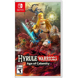 Hyrule Warriors Age Of Calamity Nintendo Switch Juego Fisico