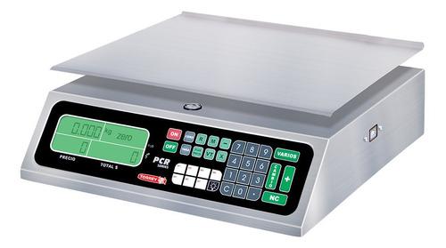 Báscula Comercial Digital Torrey Pcr 40kg 110v/240v 29.08cm X 35.68cm