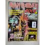 Revista Iron Maiden 15 Ed Hunter Rock Inn Dama De Ferro D223 Original