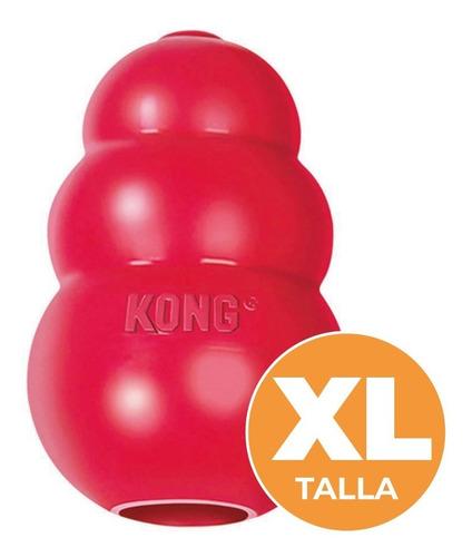 Kong Classic Xl - Juguete Clásico Perro Rellenable Original