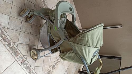 Cochecito Infanti Con Base Para Auto