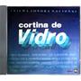 Cd Novela Cortina De Vidro 1989 Sbt - Série Colecionador Original