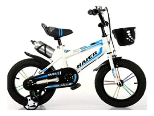 Bicicleta Infantil Rod. 16 Niño Niña Varios Colores Milenio