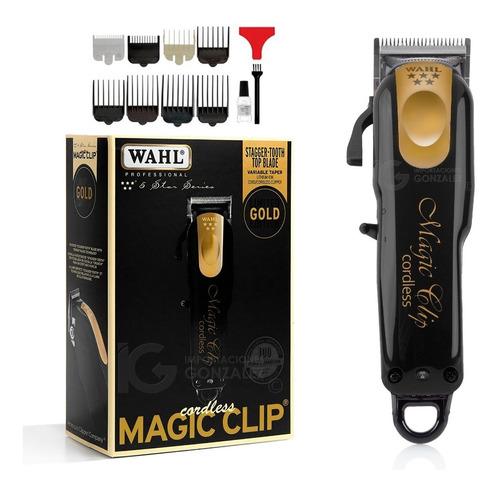 Máquina Profesional Wahl Inalámbrica Magic Clip Five Stars Original Garantizada Envío Gratuito