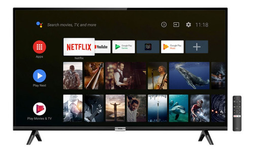 Smart Tv Tcl S-series L32s6500 Led Hd 32